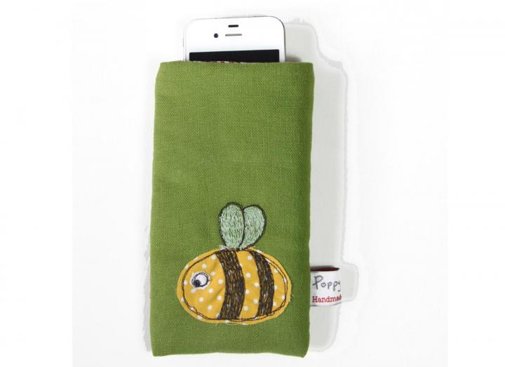 Phone case buzzy bee
