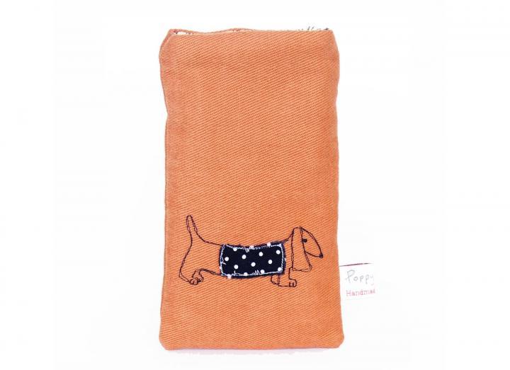 Phone case darling dachshund