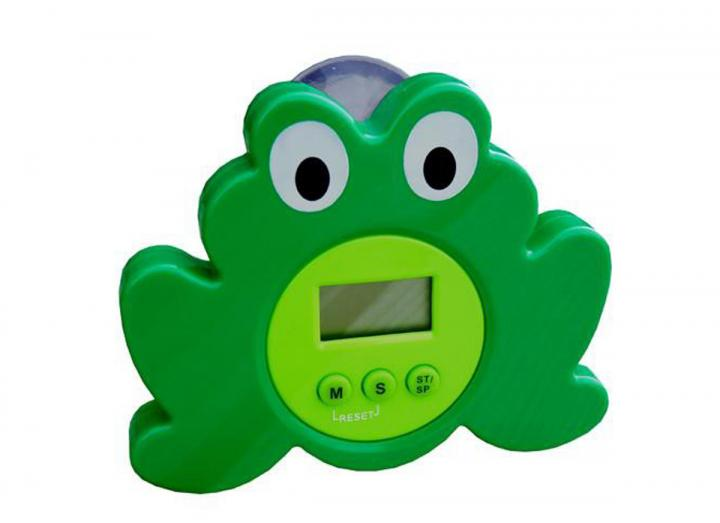 Ecosavers frog shower timer