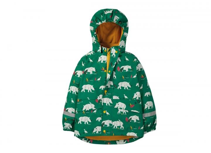 Puddle buster coat rhino ramble