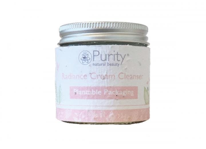 Radiance cream cleanser