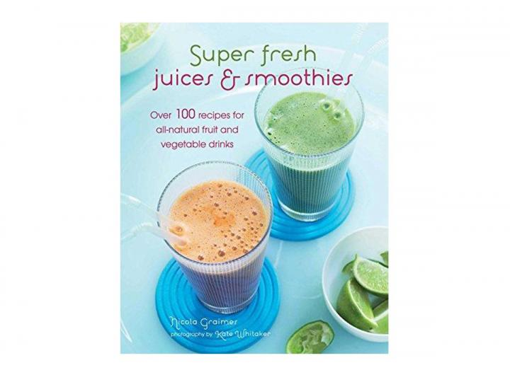 Super fresh juices and smoothies