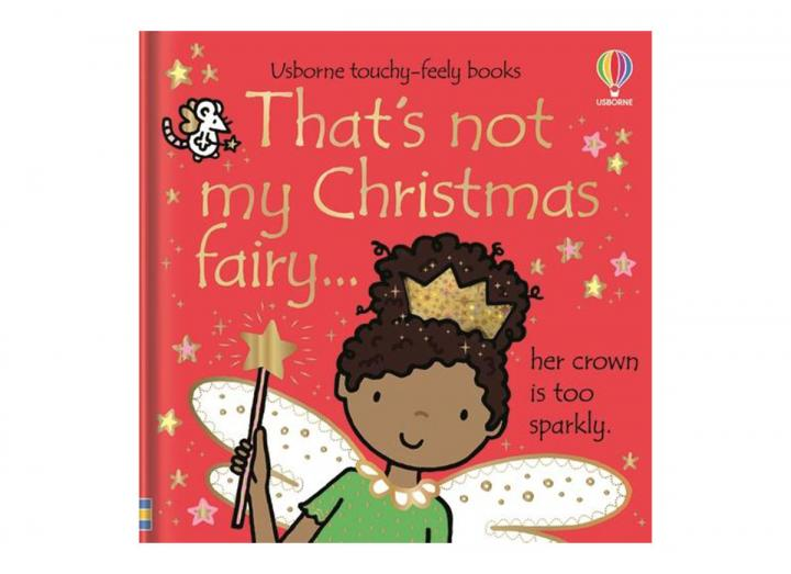 Thats not my Christmas fairy
