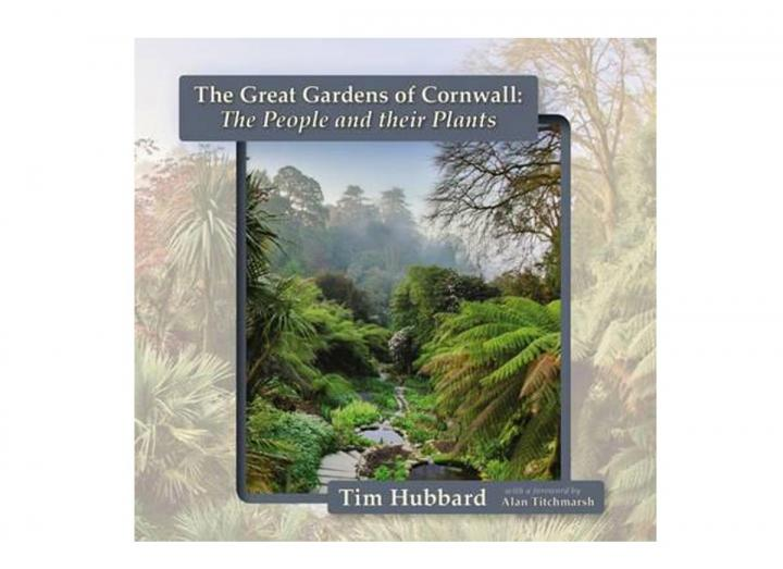 The great gardens of Cornwall