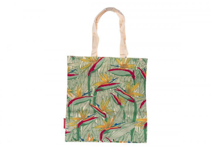 Tote bag bird of paradise