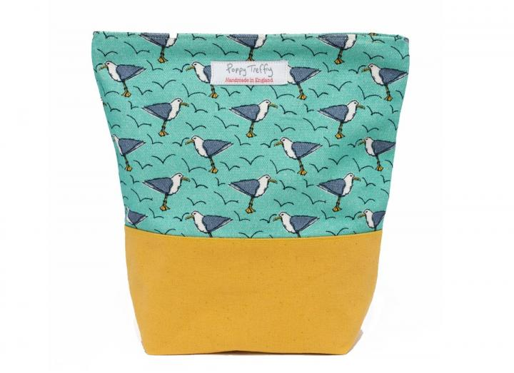 Washbag seagull