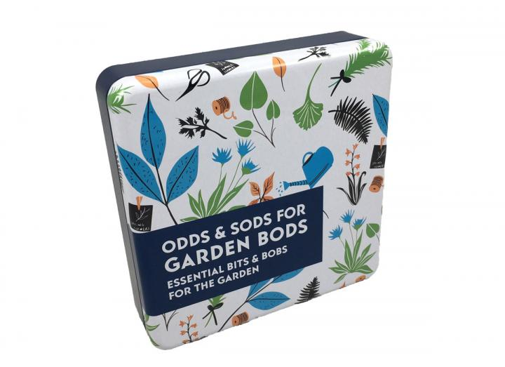 Odds & sods for garden bods gift tin from Apples to Pears