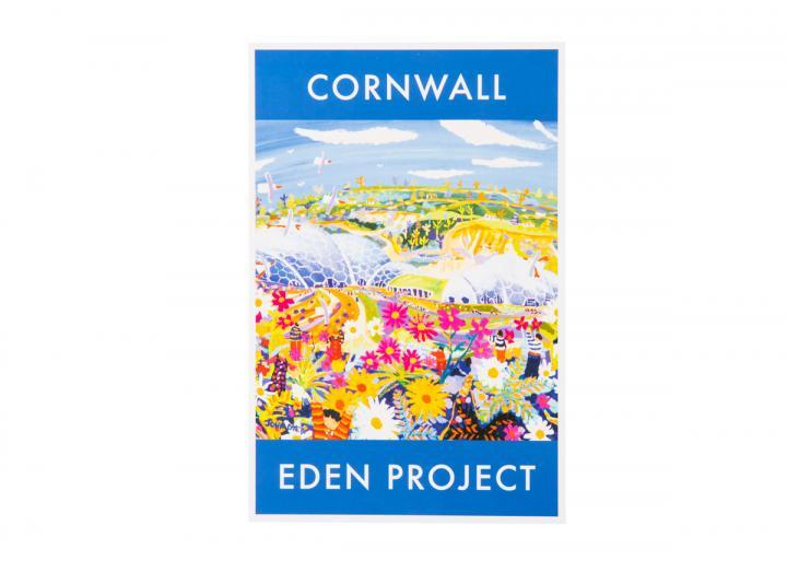 Wild Cornwall postcard