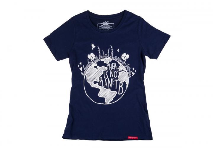 Women's planet b t-shirt