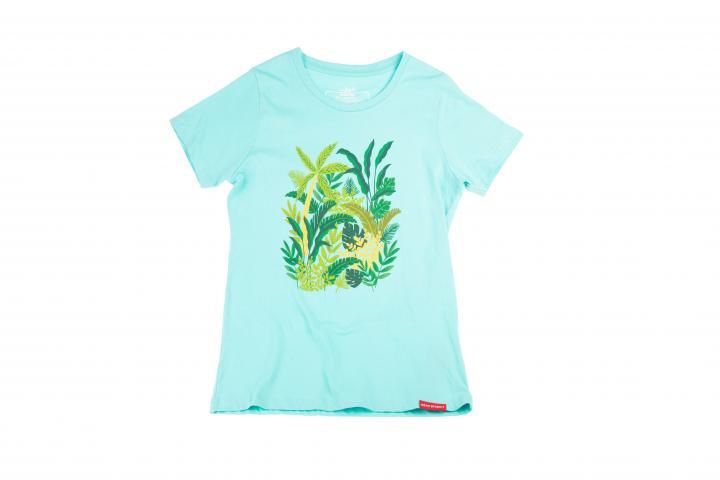 Women's rainforest t-shirt