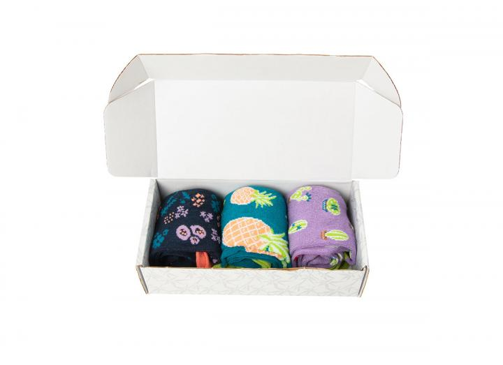 Women's sock gift box