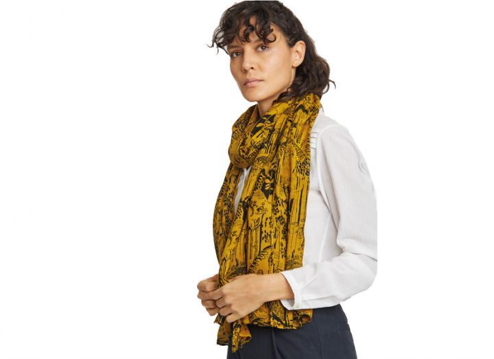 Woodland scarf