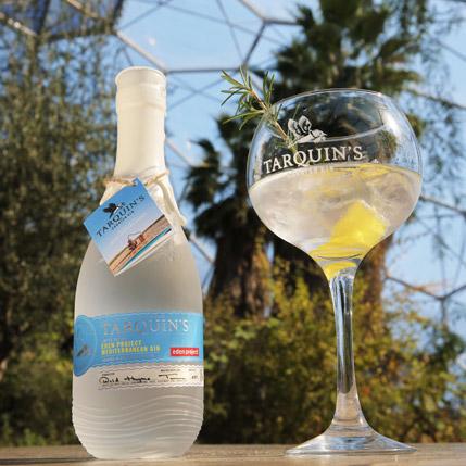 Tarquin's Eden Project Mediterranean gin